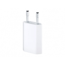 Cargador USB Apple de 5W White