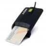 Lector de Tarjetas Chip Dnie Nilox USB Black