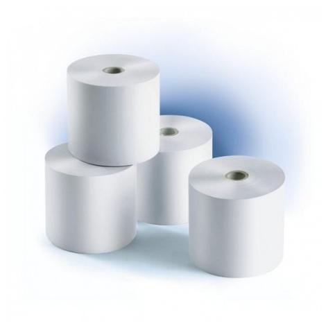 Rollo Papel Impresora Ticket 44X70L Pack 10 Unidades
