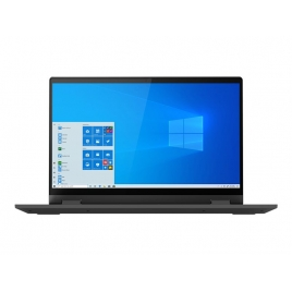 "Portatil 360 Lenovo Ideapad Flex 5 14IIL CI5 1035G1 8GB 256GB SSD 14"" Tactil FHD W10 Grey"