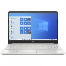 "Portatil HP 15-DW2007NS CI7 1065G7 8GB 512GB SSD MX330 2GB 15.6"" FHD W10 Silver"