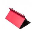 "Funda Tablet Silver HT 7"" - 8'' Basic red"