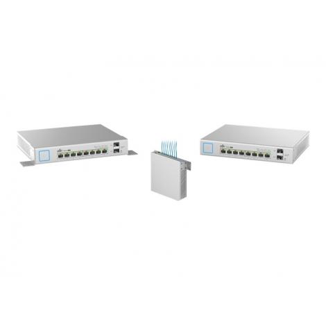 Switch Ubiquiti Unifi US-8-150W 8P 10/100/1000 + 2 SFP