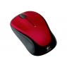 Mouse Logitech Wireless M235 red