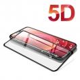 Protector de Pantalla HT Cristal Templado 5D Black para iPhone 12 / 12 PRO