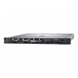 Servidor Dell Poweredge R440 Xeon Silver 4208 16GB 480GB SSD Raid Perc H330 550W 1U
