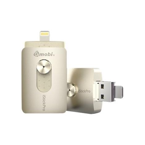 Memoria USB Silver HT 64GB Istick PRO Gold