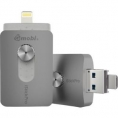 Memoria USB Silver HT 64GB Istick PRO Space Grey