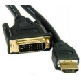 Cable Kablex HDMI 19 Macho / DVI 18+1 Macho 2M