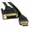 Cable Kablex HDMI 19 Macho / DVI 18+1 Macho 2M