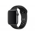 Correa Apple 44MM Nike Sport Band Anthracite / Black