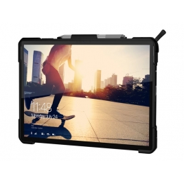 Funda Tablet UAG Metropolis se Series Black para Surface PRO 7