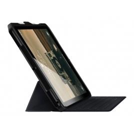 Funda Tablet UAG Scout With Handstrap Black para iPad 7TH GEN 10.2''