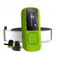 Reproductor Portatil MP3 Energy Clip Sport 16GB Bluetooth Greenstone