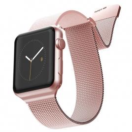 Correa X-DORIA para Apple Watch 38/40MM Metal Pink