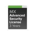 Licencia Meraki MX65 Advanced Security + Support 3 AÑOS
