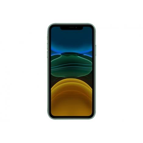 iPhone 11 128GB Green Apple con Cargador Y Auriculares