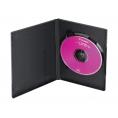 Archivador Caja DVD 1 Unidad Black Pack 5U