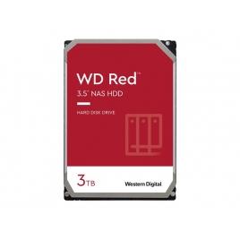 Disco Duro 3TB Sata6 256MB 5400RPM Western red