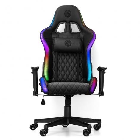 Silla Gaming Onaji Akuma PRO RGB TWO Black