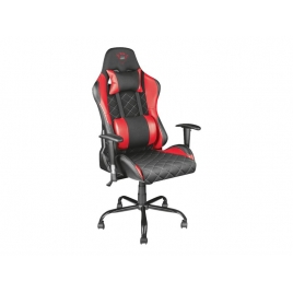 Silla Gaming Trust GXT 707R Black / red