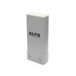 Adaptador Alfa Network UBDO-NT Wireless N Extender Outdoor USB 5M