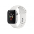 Apple Watch Serie 5 GPS + 4G 40MM Silver Aluminium + Correa Sport White
