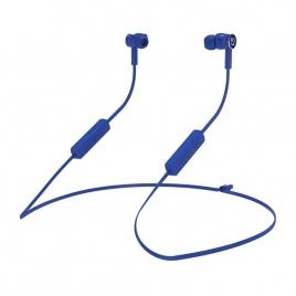 Auricular + MIC Hiditec Aken Intrauditivo Bluetooth Blue