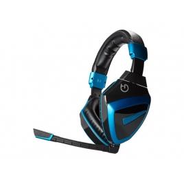 Auricular + MIC Hiditec Gaming HDT1 PS4 / Xboxone / PC Black/Blue