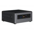 Barebone Intel NUC CI5 7260U Iris Plus Graphics 640 7.1 Glan Black