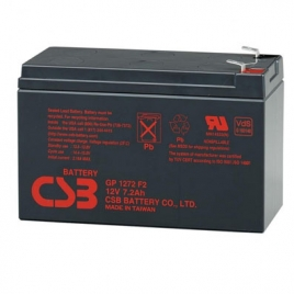 Bateria Riello 12V 7AH GP1272F2 para S.A.I.