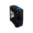 Caja Minitorre Matx Hiditec NG-X1 USB 3.0 Black