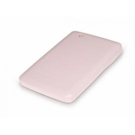 """Carcasa Disco Duro 2.5"""" Conceptronic Sata USB 2.0 Pink"""