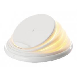 Cargador Inalambrico Conceptronic QI Gorgon Plegable/Luz 10W White