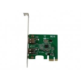 Controladora PCIE Startech Firewire 2P