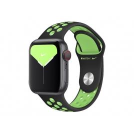 Correa Apple 40MM Nike Sport Band Black / Green