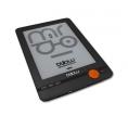 """Ebook Billow E03E 6"""" 4GB Tinta Electronica Black"""