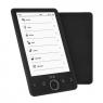 "Ebook SPC Dickens 6"" 4GB Tinta Electronica Black"