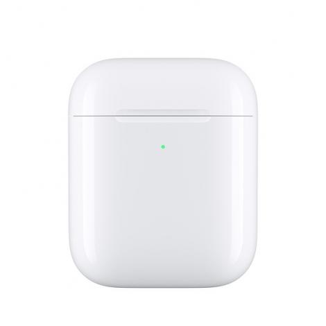 Estuche de Carga Inalambrica Apple para Airpods White