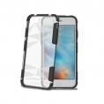 Funda Movil Back Cover Celly Prisma Transparente/Black para iPhone 7 / 8 / se 2020