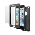 Funda Movil HT Full Protect 3X1 Black para iPhone 6 Plus / 6S Plus