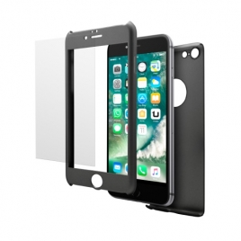 Funda Movil HT Full Protect 3X1 Black para iPhone 7 Plus
