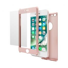 Funda Movil HT Full Protect 3X1 Pink para iPhone 7