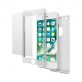 Funda Movil HT Full Protect 3X1 Transparente para iPhone 7