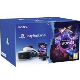 Gafas Sony Playstation VR + Camara + VR Worlds
