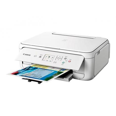 Impresora Canon Multifuncion Pixma TS5151 13IPM USB WIFI BT White