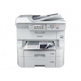 Impresora Epson Multifuncion Workforce PRO WF-8590DTWF A3+ 34PPM FAX USB LAN WIFI Duplex