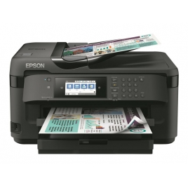 Impresora Epson Multifuncion Workforce WF-7710DWF 32PPM A3+ FAX WIFI USB LAN