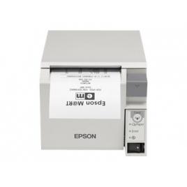 Impresora Tickets Epson TM-T70II Termico USB Serie White