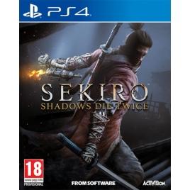 Juego PS4 Sekiro: Shadows DIE Twice